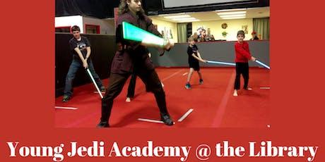 Jedi Academy tickets