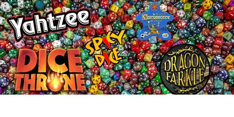 Dice Game Day - Win a Game tickets