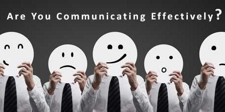 FC Coc -  Effective Communication & Dealing with Difficult People  tickets