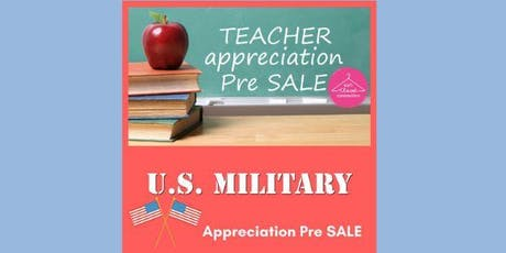 Military/Teacher Presale tickets