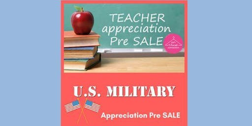 Military/Teacher Presale
