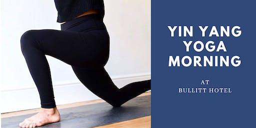 Yin Yang Yoga Morning with Nimita Bhatt