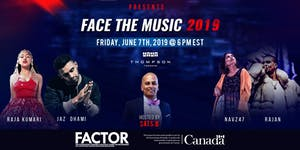 Face the Music (Music Industry Conference)