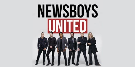 NEWSBOYS UNITED GREATNESS OF OUR GOD FALL TOUR tickets