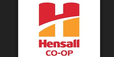 Hensall Co-op Drayton Open House tickets
