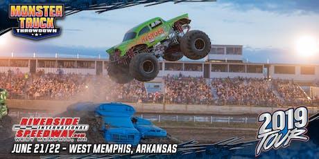 Monster Truck Throwdown  tickets