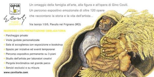 CASA MUSEO COVILI > Percorso Emozionale con Visita Guidata