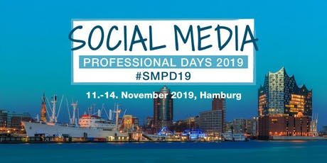 SMPD - Social Media Professional Days 2019 Tickets