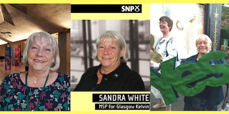 20 Years of Sandra in Parliament tickets