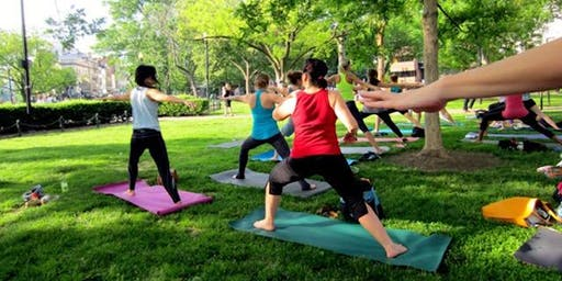 Yoga at the Park FREE Event