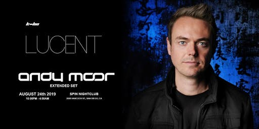 Lucent w/ Andy Moor Extended Set