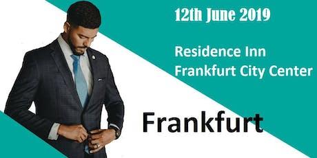 Visiting Tailors in Frankfurt Tickets