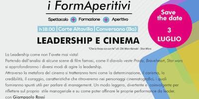 LEADERSHIP E CINEMA