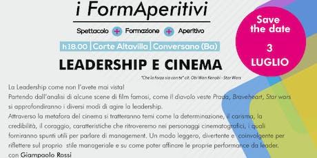 LEADERSHIP E CINEMA biglietti