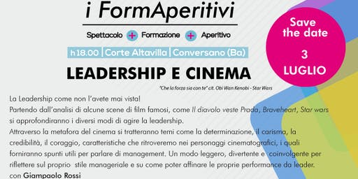LEADERSHIP E CINEMA