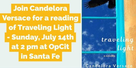 Candelora Versace Reading and Signing at OpCit tickets