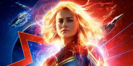 Free Screening: Captain Marvel tickets