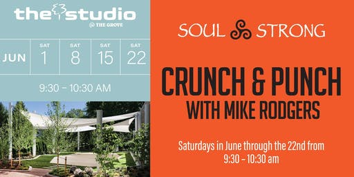 Crunch & Punch at The Studio