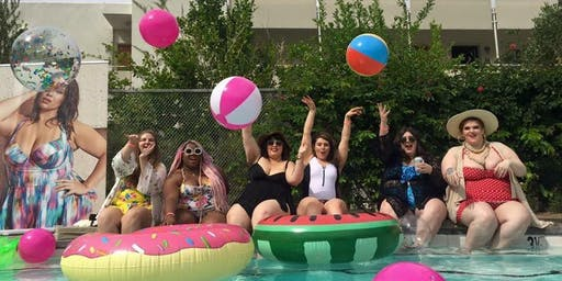 First Annual Body Positive Pool Party!