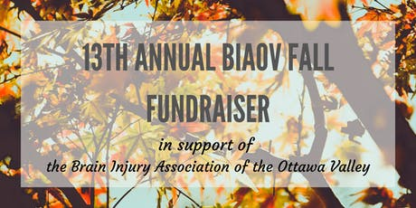 BIAOV Fall Fundraiser 2019 tickets