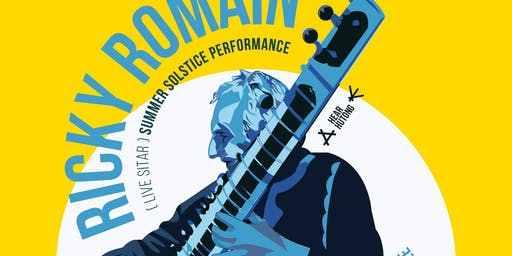A Morning with Ricky Romain - Live Sitar Dawn Performance