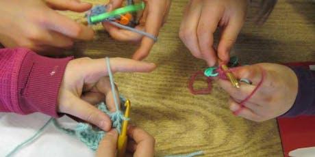 Basic Crochet for Kids tickets
