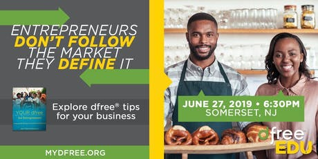 ENTREPRENEURS  dfree® for You tickets