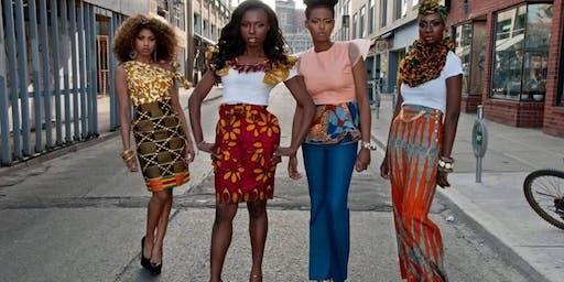 Alaje Fashion  (#African Pride)POP UP SHOP & FASHION SHOW