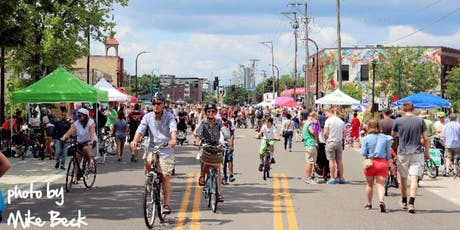 Sidewalk Talk Twin Cities connecting with Open Streets Mpls! tickets