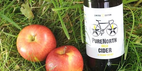 Pure North Cider Press - Tour and Lunch (West Yorkshire) tickets