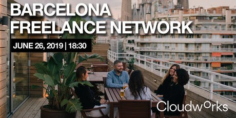 Barcelona Freelance Network | Meet and network with other cool freelancers! tickets