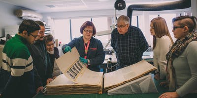 7pm Tour - Historic Festival Doors Open at Provincial Archives of Alberta 2019