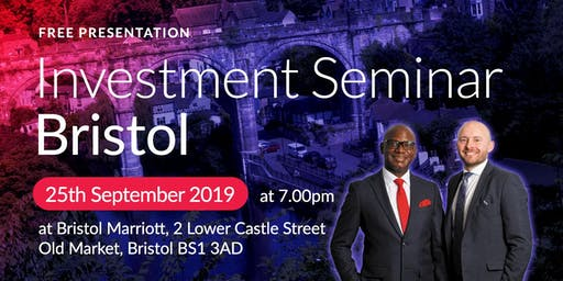 Bristol Investment Seminar on Buy2LetCars