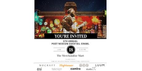 5th Annual Post NeoCon Crawl 2019 tickets