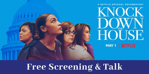 Knock Down the House screening & talk