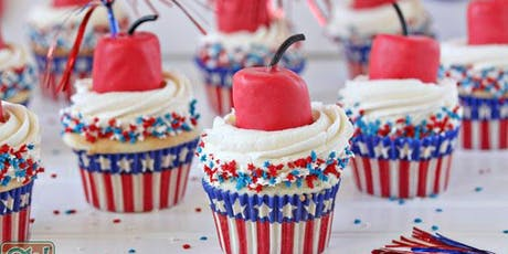 Firecracker Cupcake/Rice Krispie Toddler Class at Stew Leonard's  tickets