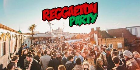 Reggaeton Summer Rooftop Party tickets
