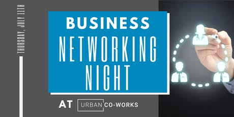 Business Networking Night tickets