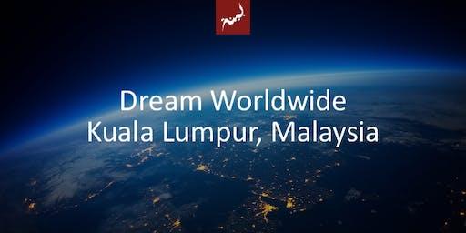 Dream World Wide in Kuala Lumpur, Malaysia