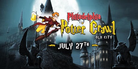 Philadelphia Potter Crawl 2019 tickets