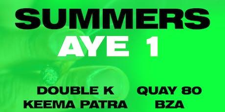 WaveCave Records Presents: SUMMERS tickets
