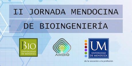 2º Jornadas Mendocinas de Bioingeniería entradas