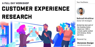 Customer Experience Research | 1-day workshop | Berlin