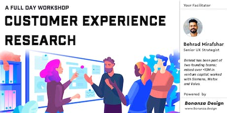 Customer Experience Research | 1-day workshop | Berlin tickets