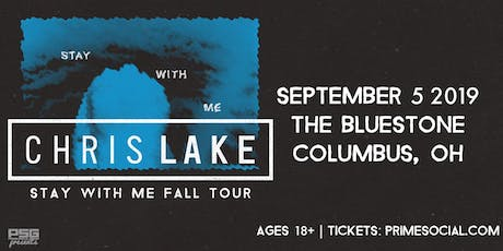 Chris Lake: Stay With Me Tour tickets