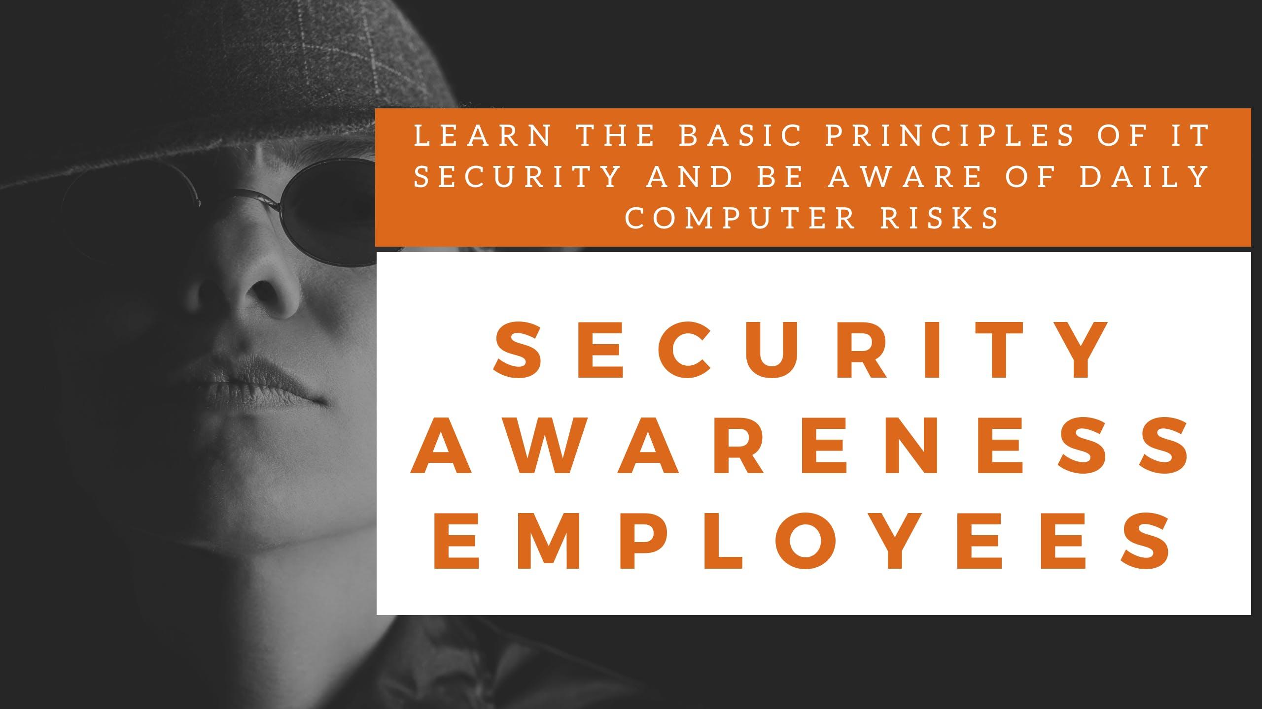 Security Awareness Employees Training (English)
