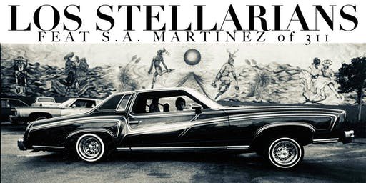 Los Stellarians ft. SA of 311
