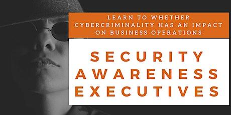 Security Awareness Executives Online Training (English)