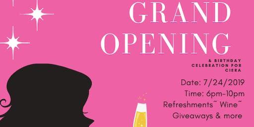 724 Grand Opening