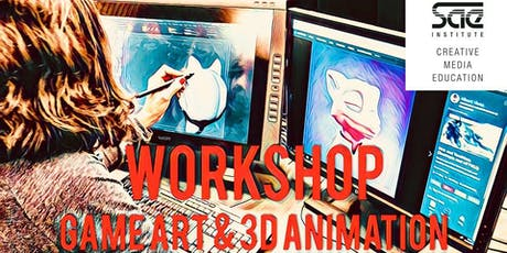 WORKSHOP: Texturing mit Substance Painter (DE) Tickets